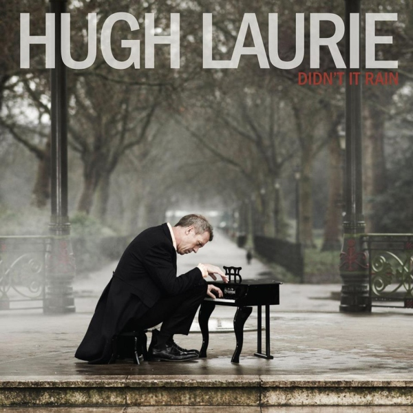 Hugh Laurie  nagra pyt bluesow